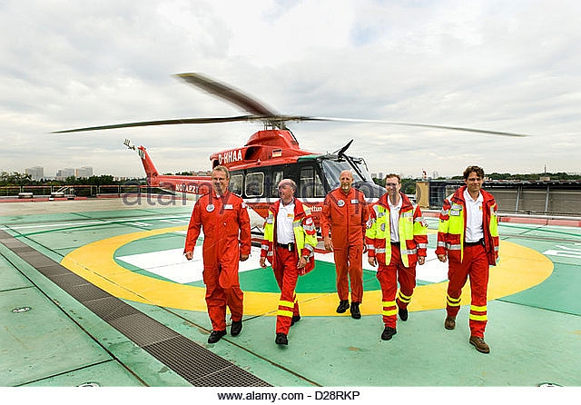German Air Rescue Team