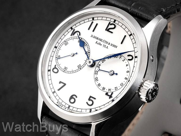 how to get back off a longines watch