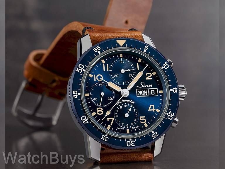 Sinn 103 St Sa BE Limited Edition on Strap Non-Refundable ...